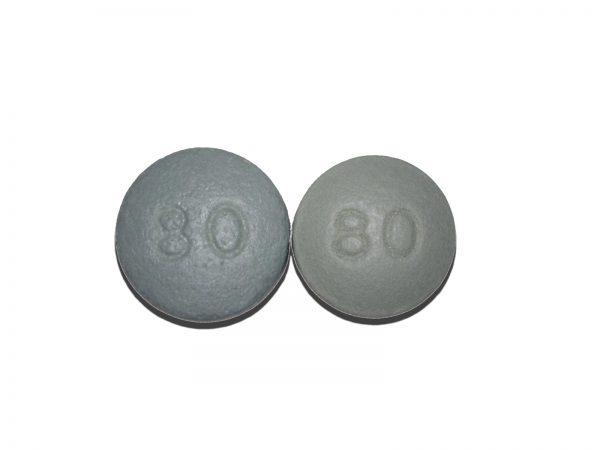 Oxycontin 80mg Oxycodone